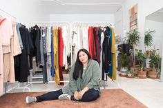 b8268afc1c2 Designer Maria Dora Talks Starting Her Knitwear Line and Inspiration -  Coveteur.com Celebrity Style