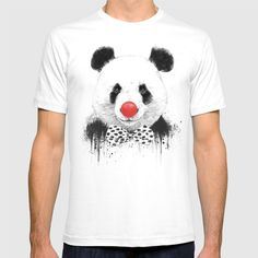 Check out society6curated.com for more! @society6 #fashion #style #tshirt #shirt #clothing #accessory #accessories #gift #idea #buy #shop #shopping #sale #fun #art #awesome #drawing #illustration #design #black #white #red #panda #animals #bear