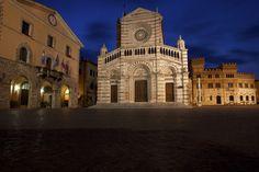 Cosa vedere a Grosseto: il Duomo e Piazza Dante
