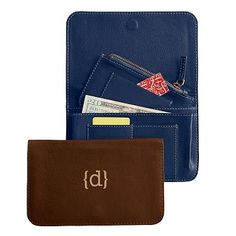 I love the Everyday Two-in-One Leather Wallet on markandgraham.com