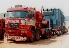 MAN - Frasers, South Africa, 150 ton transformer