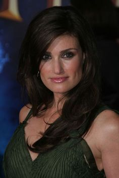 idina menzel.......give an arm and leg to look and sound like her