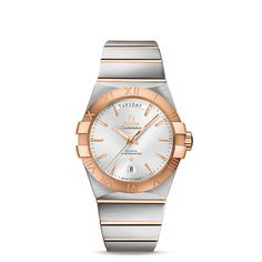 Discover a large selection of Omega Constellation Day-Date watches on - the worldwide marketplace for luxury watches. Compare all Omega Constellation Day-Date watches ✓ Buy safely & securely ✓ Stainless Steel Watch, Stainless Steel Bracelet, Omega Co Axial, Omega Constellation Chronometer, Luxury Watches For Men, Trendy Watches, Popular Watches, Automatic Watch, Watch Brands
