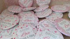 Badge Mariage - Amour