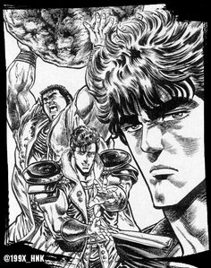 """""""Fist of the North Star"""""""