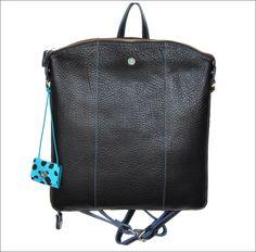 b8fcf7fd51 GABS Bags Made In Italy Μοντέλο  Gabs Backpack Luigi NRM Black Τιμή  246€