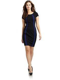 Yoana Baraschi - Colorblock Dress - Saks.com
