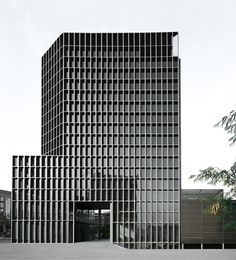 ARQA - Edificio Mediapro - Torre de Oficinas en el Distrito 22