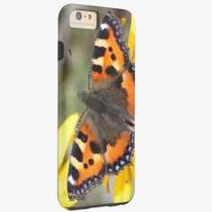 iPhone 6 Plus Cases | Beautiful colourful Buterfly  iPhone 6 Case Cover