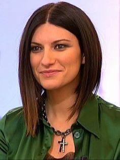 Laura Pausini - Hairstyle <3