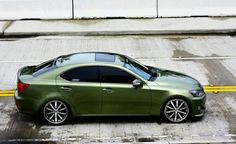 This color tho  Lexus IS 250