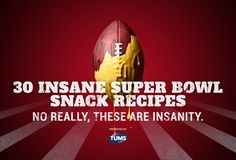 Bake, fry, wrap, skewer, and stuff your way to Super Bowl legend status.