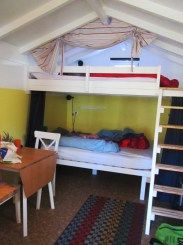 Woody_fuer-Vier Glamping, Camping Equipment, Family Camping, Bunk Beds, Tent, Furniture, Home Decor, Store, Decoration Home
