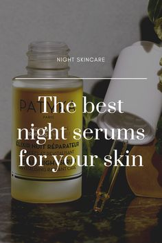 During the night, the whole body is trying to recover from the day aggressions. The circadian rythm changes to allow a faster recovery. You need to give your skin a liitle boost for the night by applying an adapted serum.  Find here the best night serum to help your skin get the radiance and protection it deserves :)