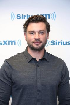 Tom Welling at Sirius XM interview #DraftDay 4/10/2014 #TomWelling