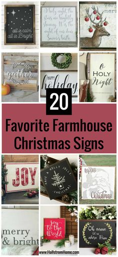 20 Favorite Farmhous