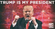 Trump Wins! Roger Stone and Alex celebrate Trump victory