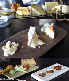 Vue de Monde cheese