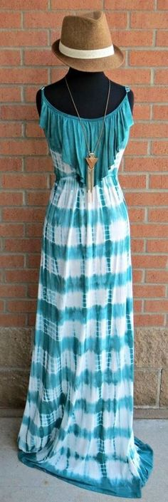 T PARTY | Maxi Dress Teal. All Dec'd Out is a premier T PARTY Distributor. Featuring the best selection of T PARTY, We have a large collections of hard to find styles. - We are a large Women's fashion and luxury home decor distributor for high end clothing, boots, hats, jewelry, home decor, custom embellishments, and more! | eBay!