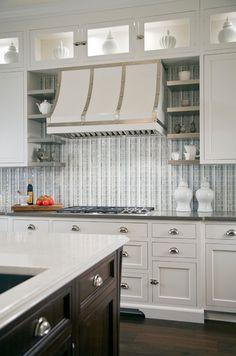 Kitchen Hood Ideas. Custom Kitchen Hood #KitchenHood Dream House Studios.