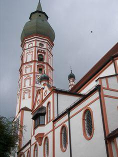 Andechs Monastery Munich