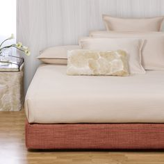 Howard Elliott Coco Coral Queen Boxspring Cover 242-885