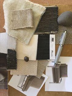Contemporary textures Sunbrella/Joe Ruggiero