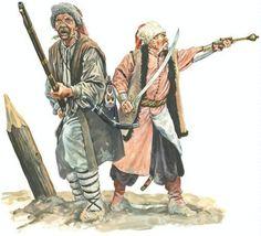 Kozacy zaporoscy 1620