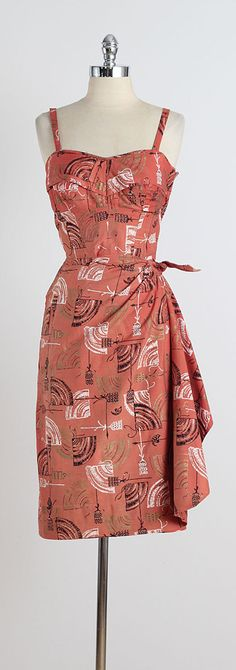 Vintage and Designer Day Dresses - For Sale at Hawaiian Wear, Hawaiian Fashion, Tropical Fashion, Hawaiian Tiki, Vintage Inspired Dresses, Vintage Style Dresses, Vintage Wear, Vintage Outfits, Vintage Tiki