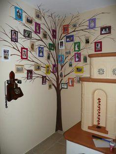 family tree wall!