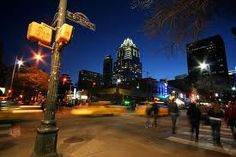 my favorite city. Austin, Texas