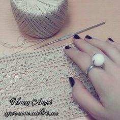 #вязание #handmade #hand_made #crochet #крючок ##ручнаяработа #ручная_работа #ажур #ajur #ajurcomua