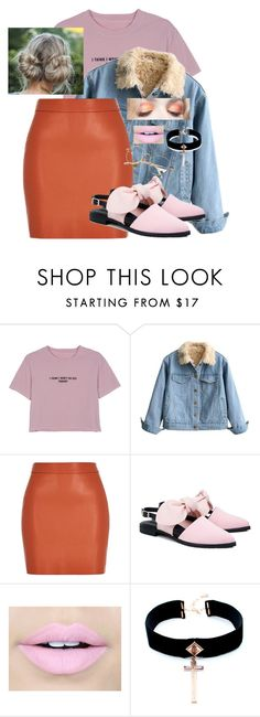 """Untitled #635"" by jaden-cashew-hottie ❤ liked on Polyvore featuring WithChic, Mother of Pearl, Fiebiger and VSA"