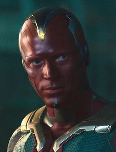 Here's what you need to know about the latest #Avengers character, The Vision.