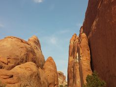 Weekly Pickup With Bishop Monday Motivation Post 10/05/15: Being Grateful For Life Image of Arches National Park
