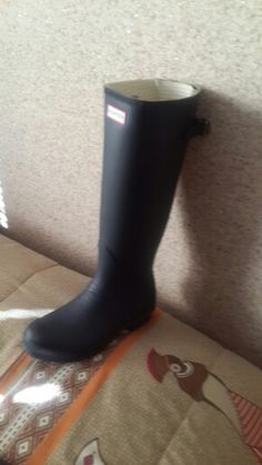 My hunters boots