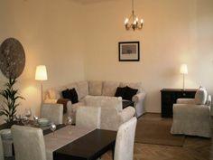 apartment living, white apartment
