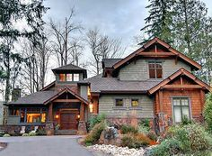House Plan 23534JD, 4 Bedroom Rustic Retreat - who wants to build it next?