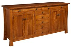Amish Grant Sideboard Amish Furniture Hutch Collection Our wonderful Amish Grant Sideboard is perfect for storing kitchen items and china in your dining room. This lovely buffet comes with full