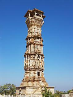 #Chittorgarh #Rajasthan #kirtistabha #photography #architecturalmonuments