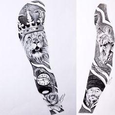 New tattoos, tattoos for guys, tattoos for women, tattoo sketches, Badass Tattoos, Life Tattoos, Body Art Tattoos, Hand Tattoos, Cool Tattoos, Japanese Sleeve Tattoos, Full Sleeve Tattoos, Tattoo Sleeve Designs, Tattoo Design Drawings