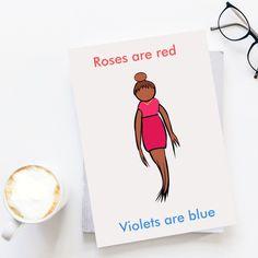 Poem Card - Hair Doll