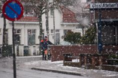 PostNL in de winter @ Boeskoolstad