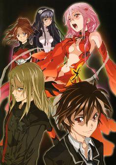 Tsugumi, Aya, Inori, Gai, & Shu