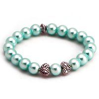 NRB0023 Buddha náramok Buddha, Beaded Bracelets, Pearls, Jewelry, Fashion, Moda, Jewlery, Jewerly, Fashion Styles