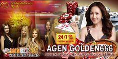Joinbet188.biz merupakan Agen Golden666 Terpercaya yang dapat dijadikan referensi untuk transkasi bermain Casino Online dengan proses super cepat mulai dari Register, Deposit dan Withdraw. Tersedia Support Customer Service selalu siap melayani permintaan dan pertanyaan Anda selama 24 Jam sehari selama 7 hari. http://www.joinbet188.biz/golden666/
