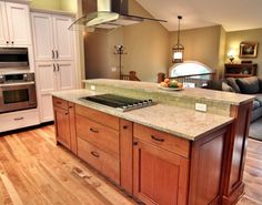 1963 raised ranch | Split Level Kitchen Remodel Photos Information About Home Interior And ...
