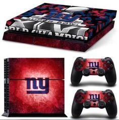 NFL 15 Teams Available Ps4 Decal Skin Sticker