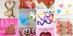 Image result for valentine crafts for toddlers