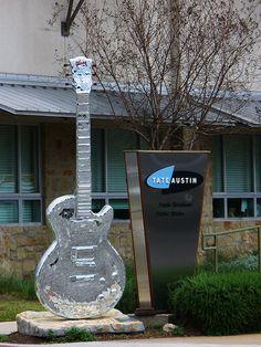Gibson Art...Austin,Texas